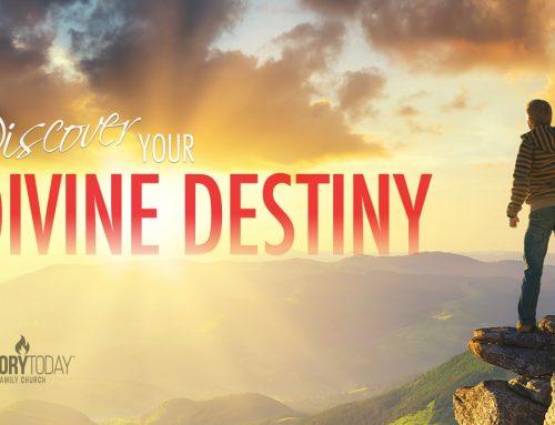 """""""Discover Your Divine Destiny"""" Series"""