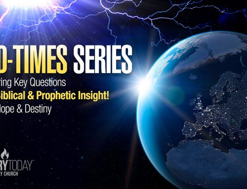 END TIMES SERIES – A New Biblical Paradigm Shift