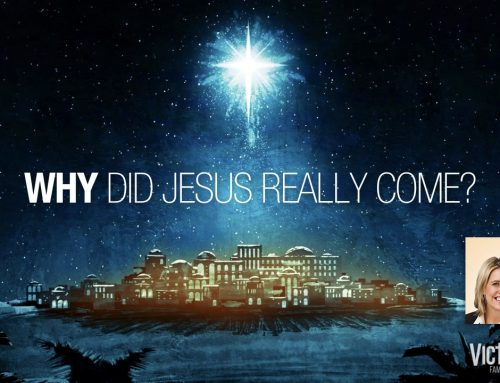 Why Did Jesus Really Come?