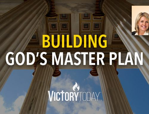 Building God's Master Plan – 2 Pillars