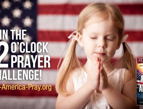 Pray America! Pray! Campaign