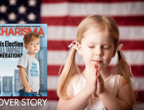 """""""Changing America's Future"""" Featured Charisma's July 2015 Cover Story"""