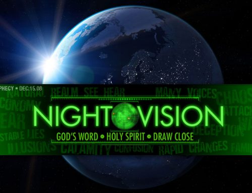 My People will need Night Vision