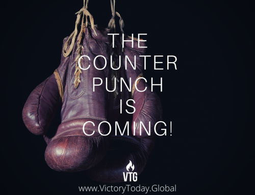 The Counter Punch Is Coming Church!