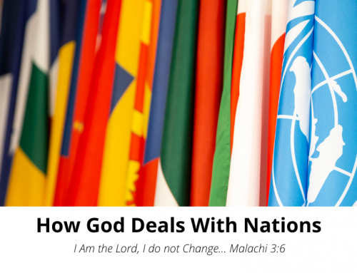 How God Deals with Nations Pt2