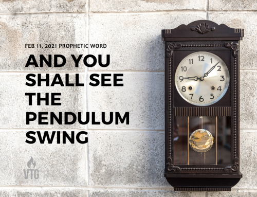 THE PENDULUM WILL SWING