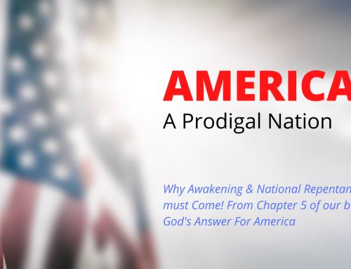 AMERICA, A PRODIGAL NATION
